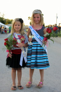 2013 Harlan Days Princess