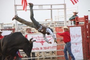 The Harlan Days Rodeo