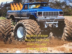 The Country Strong Monster Truck